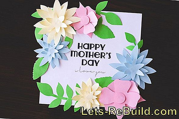 Print templates for Mother's Day card for printing