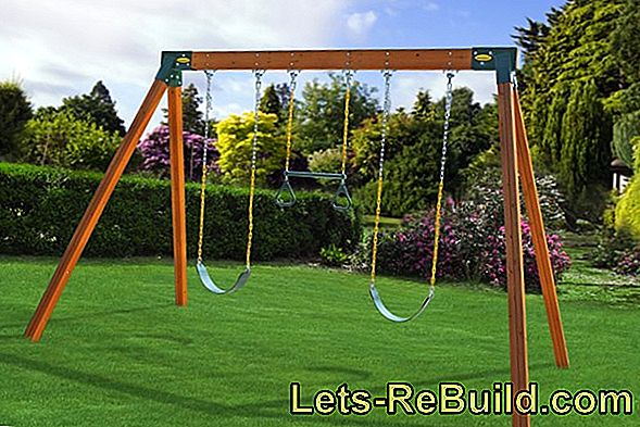 Build Sandpit, Swing And Seesaw Yourself: Building Instructions For Playground Equipment And Play Equipment