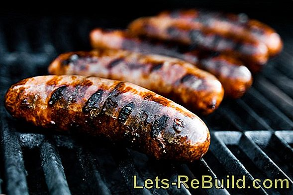 Sausages And Grilled Sausages
