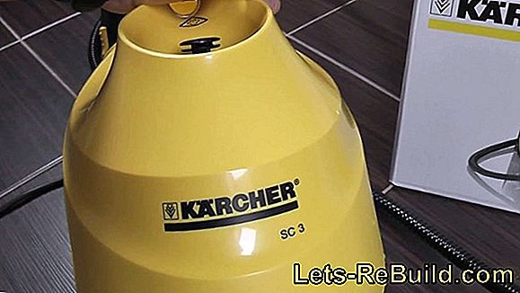 Steam Cleaner Test: Kärcher Sc 1 Easyfix Premium