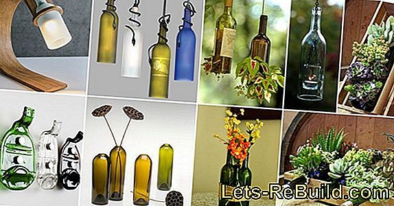 Crafting With Pet Bottles: Windmills, Flowers And More From Plastic Bottles