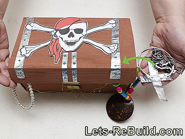 Make Treasure Chest
