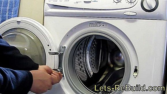Repair the washing machine