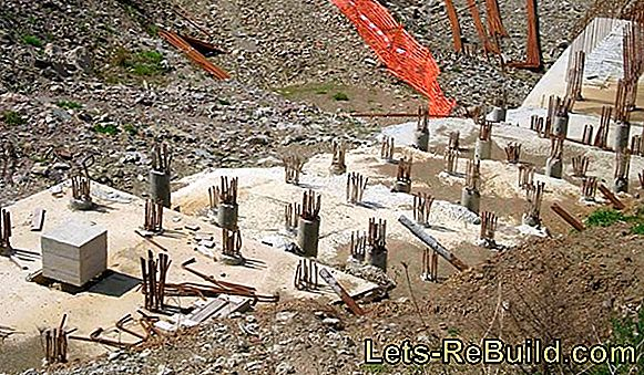 Types Of Foundations In Construction » These Are Differentiated