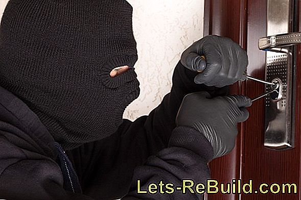 Burglary protection for the garage - what can you do?