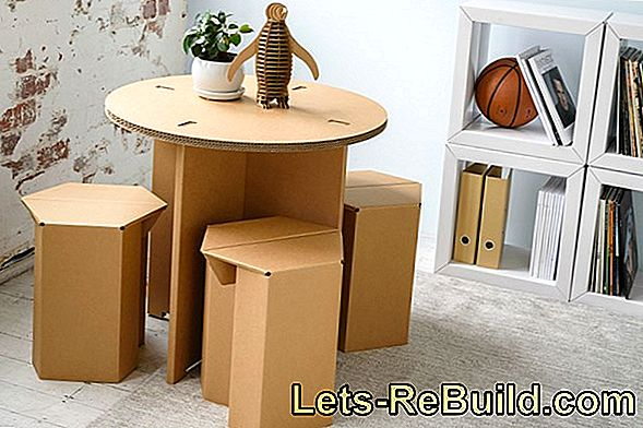 Cardboard Furniture » Quality, Durability, Stability And More