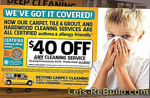 Carpet Cleaning - These Prices Are To Be Paid
