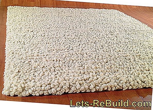 Clean Wool Carpet Gently » Detailed Instructions