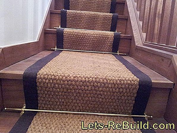 Laying Carpet On A Staircase » That'S How It'S Done