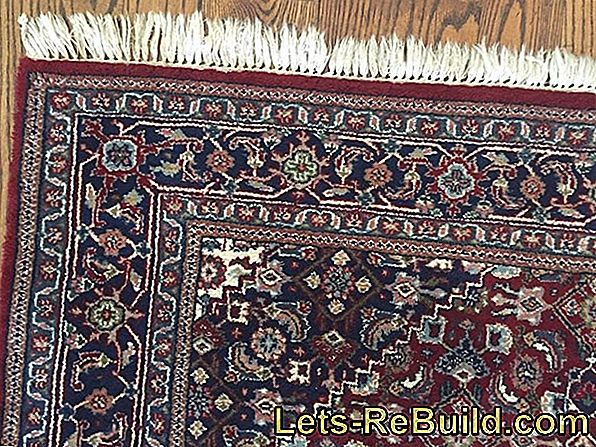 Color The Carpet » Step By Step Instructions