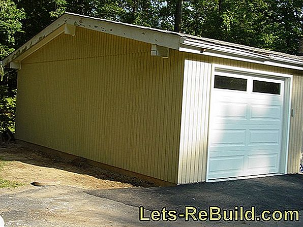 Rebuilding The Carport To The Garage » That'S Something To Keep In Mind
