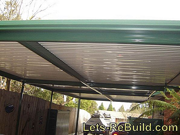 Roof For Carport » You Have These Possibilities