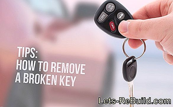 Remove The Broken Key From The Lock » This Is How It Works