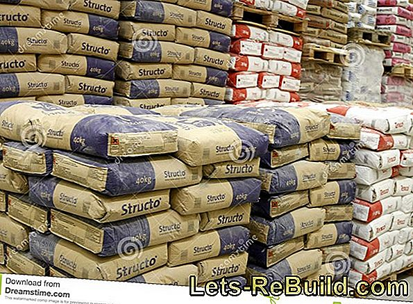 Store Cement » Tips And Tricks For Storage