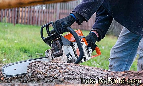 Chainsaw does not start - what to do?