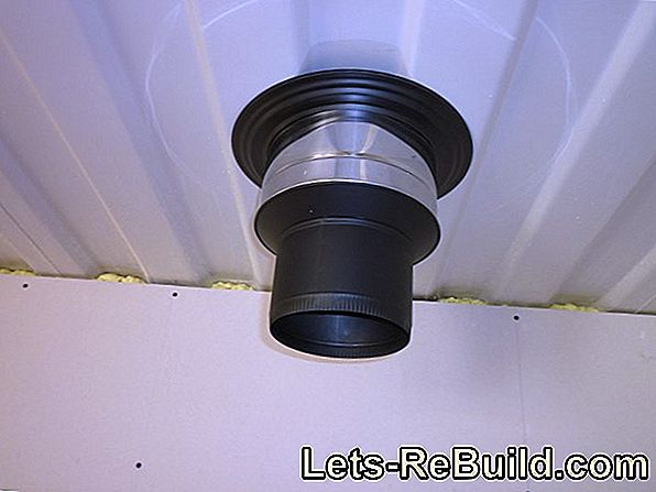 Roof Duct For The Stainless Steel Chimney » Ratgeber