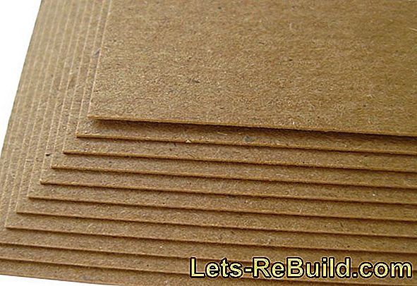 Paper chipboard - this is how it works