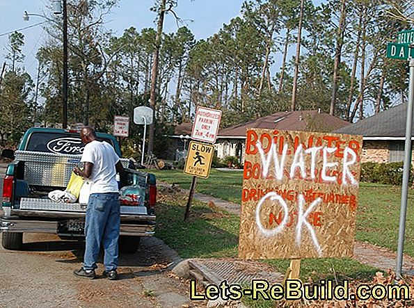 Drinking Water Replenishment » These Options Are Available