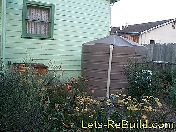 Cistern In The Garden » These Possibilities Are Offered To You