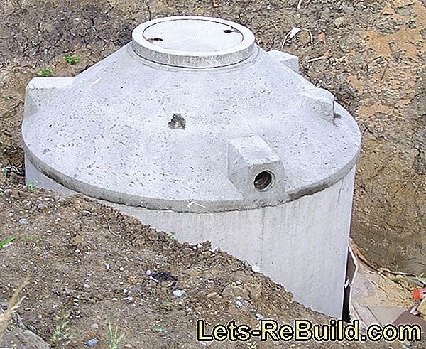 Cistern » Collecting & Storing Rainwater