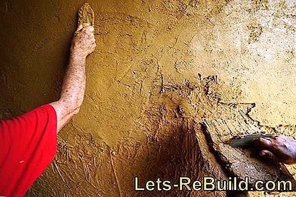 Clay Clay Plaster » Disadvantages And Alternatives