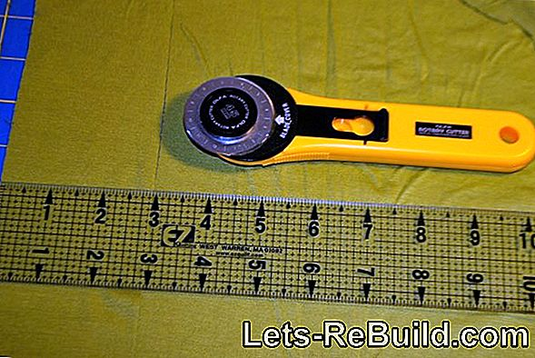 Glue Clinker Strips » Instructions In 4 Steps