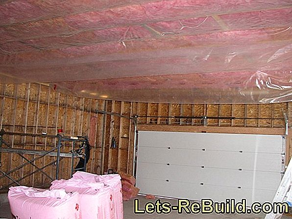 Insulate concrete floor - what you can do anything