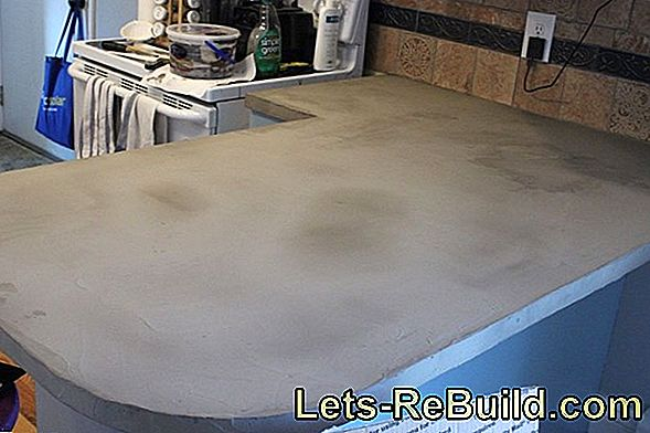 Making Concrete Floors Yourself » Simply Explained In 7 Steps
