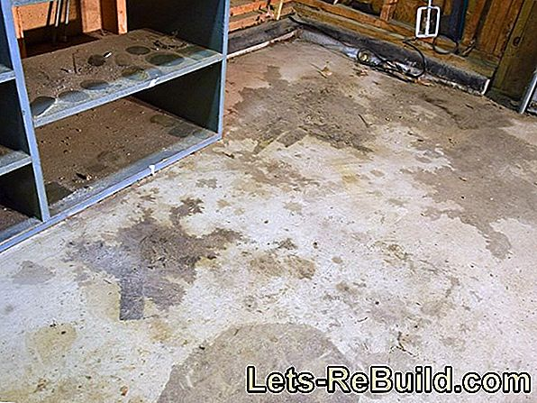 Oil concrete floor - does it work?