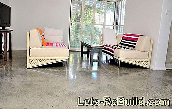 Concrete Floor » Price Per M2