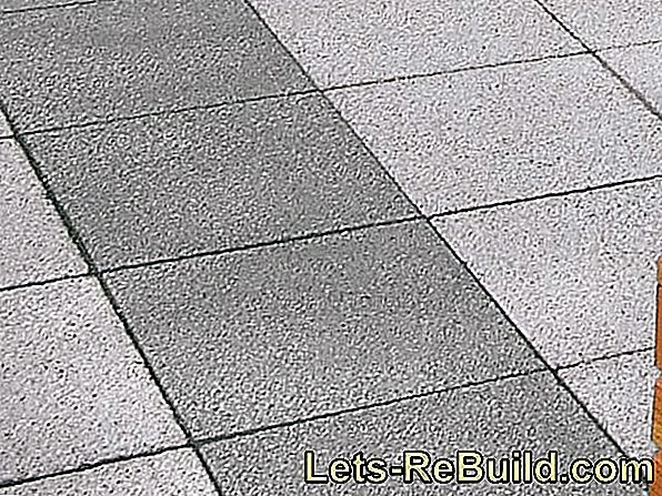 Buy concrete paving stones from the manufacturer
