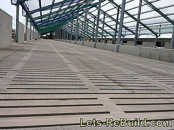 Prices For Prestressed Concrete Ceilings » For Material & Installation