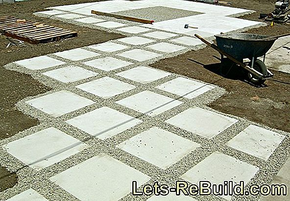 Pavement slabs - so you can cast them yourself