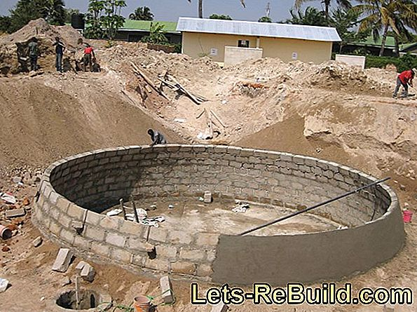 Plastering Washed Concrete » Step By Step Instructions