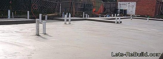 Sealing exposed concrete slabs is pointless