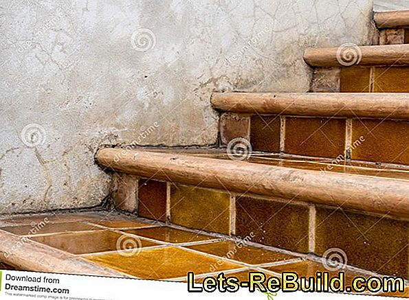Concrete Stairs Tile » Laying Patterns And More