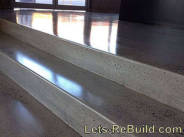 Grinding Concrete Stairs » There Are These Possibilities