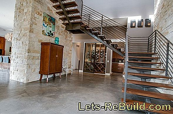 Lacquer Concrete Stairs » You Should Pay Attention