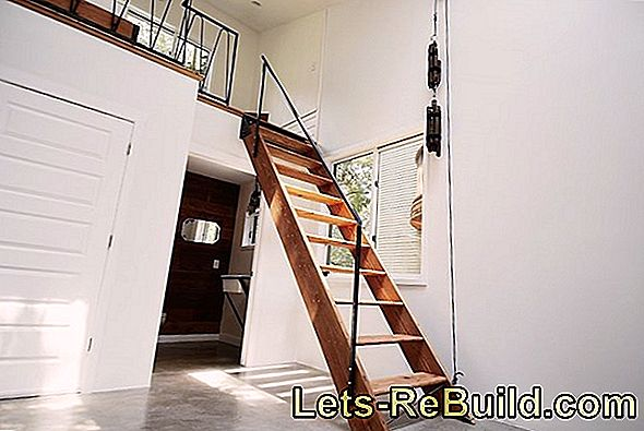 Cladding Concrete Stairs » These Materials Are Ideal