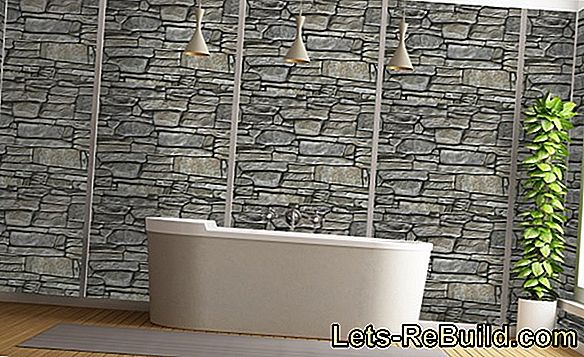 Concrete Wall In The Bathroom » The Pros And Cons