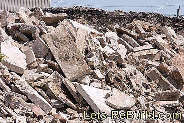 Concrete recycling at a low price