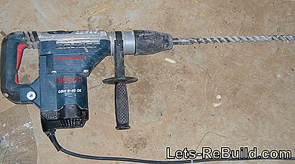 Drilling A Concrete Wall » What'S The Best Way To Do It?