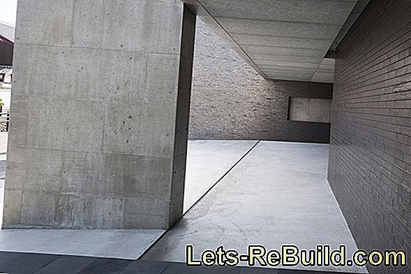 Exposed Concrete As Architectural Concrete » Use Then & Now