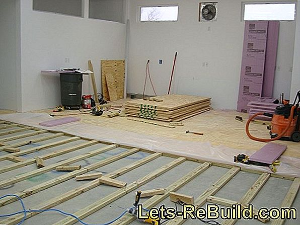 Insulating Concrete » How Do You Best Insulate It?
