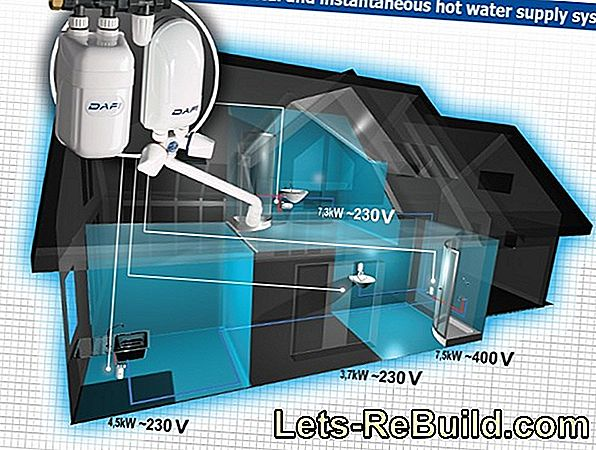 Instantaneous Water Heater Consumption » How Much Kwh Are Consumed Needed?
