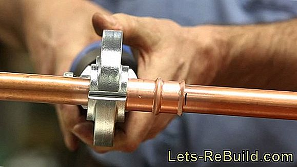 Pressing Copper Pipe » This Is The Best Way To Do It