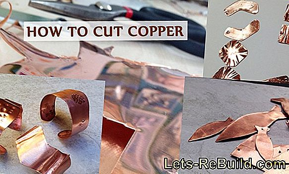 Cutting Copper Bleach » Techniques And Tools