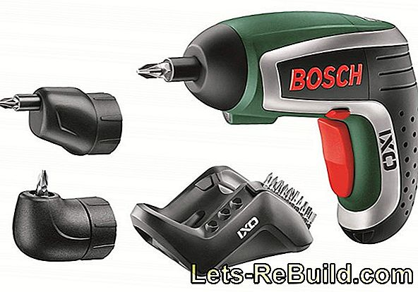 Cordless Screwdrivers » What To Do If Sparks Fly?
