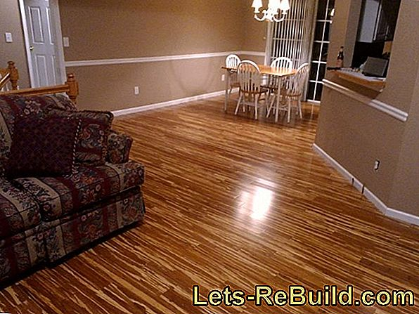 Laying Cork Parquet » Instructions In 4 Steps And Tips