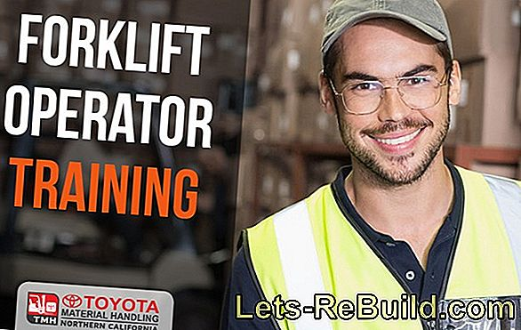 What are the costs for the forklift driver's license?